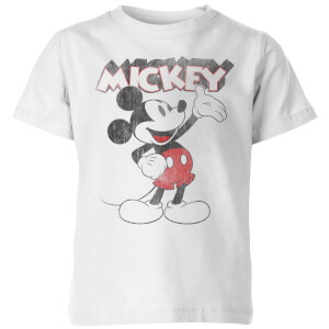 Disney Presents Kids' T-Shirt - White