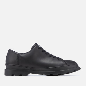 Camper Men's Lace Up Shoes - Black