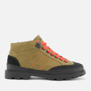 Camper Women's Brutus Hiker Style Boots - Tan