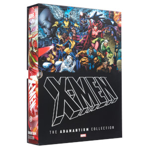 Libro X-Men: The Adantium Collection - Edición Deluxe Gigante