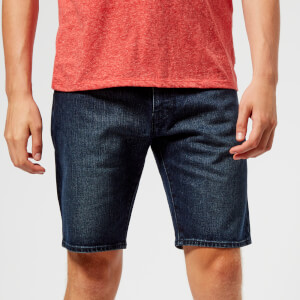 Levi's Men's 502 Taper Hemmed Shorts - Martin Short