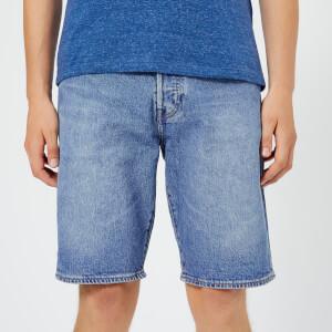 Levi s Men s 501 Hemmed Shorts - Baywater Shorts Herrenbekleidung ... bd29cb0c4dffd