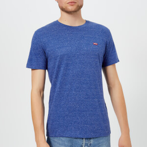 Levi's Men's Original T-Shirt - Blue