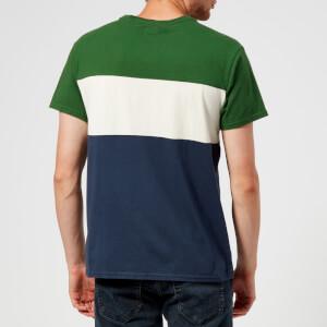 Levi's Men's Colorblock T-Shirt - Eden: Image 2