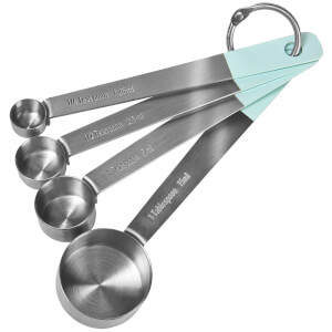 Jamie Oliver Measuring Spoons - Set of 4