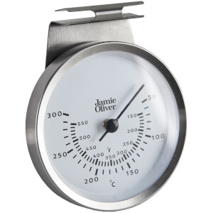 Jamie Oliver Stainless Steel Oven Thermometer