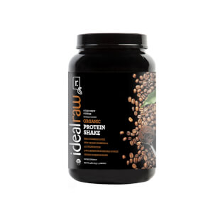 Organic Plant Protein - Cold Brew - 30 Servings