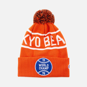 Champion X Beams Men's Beanie Cap - Orange