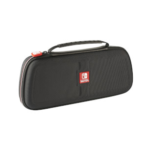 Nintendo Switch Deluxe Travel Case + Grip (Black)