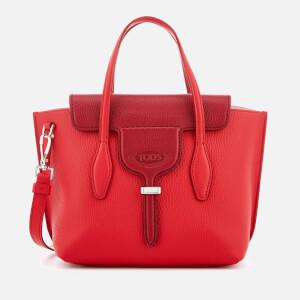 Tod's Women's Joy Tote Bag - Red