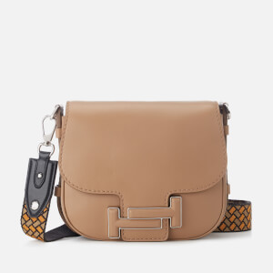 Tod's Women's Double T Cross Body Bag - Beige