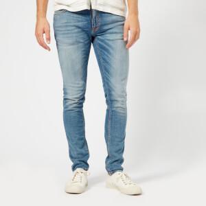 Nudie Jeans Men's Skinny Lin Jeans - Slowly Worn