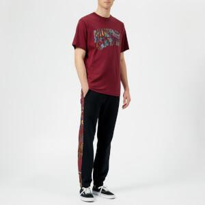Billionaire Boys Club Men's Paisley Arch Logo T-Shirt - Red: Image 3