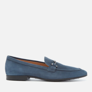 Tod's Men's Leather Loafers - Navy