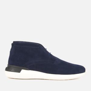 Tod's Men's Desert Boots - Dark Blue