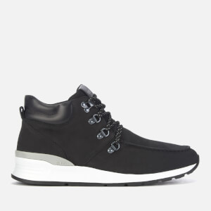 Tod's Men's Mid Top Trainers - Black