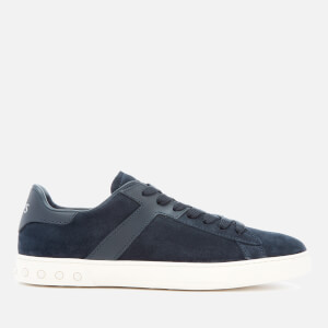 Tod's Men's Low Top Trainers - Navy