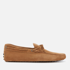 Tod's Men's Driving Shoes - Brown