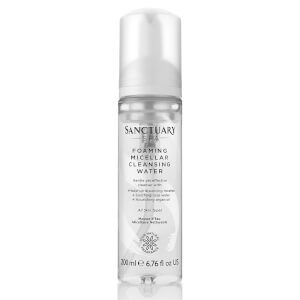 Sanctuary Spa Foaming Micellar Cleansing Water 200ml