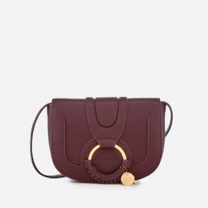 See By Chloé Women's Mini Hana Cross Body Bag - Obscure Purple