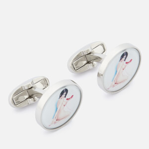 Paul Smith Men's Naked Lady Cufflinks - Multi