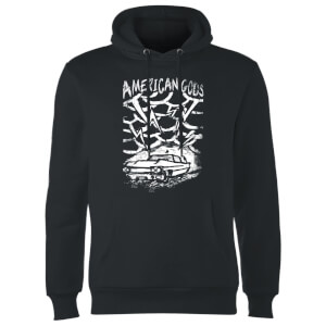 American Gods Car Storm Hoodie - Schwarz