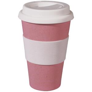 Cruising Travel Mug - Lollipop Pink