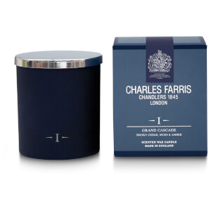 Charles Farris Signature Grand Cascade Candle 600g
