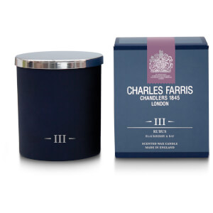 Charles Farris Signature Rubus Candle 600g