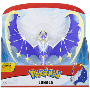 Pokemon 12 Inch Legendary Figure - Lunala