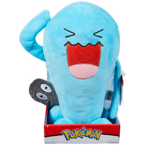 Peluche Qulbutoké Pokémon 30 cm
