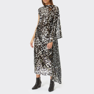 MM6 Maison Margiela Women's Sequin Dress - Black