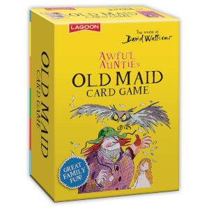David Walliams Awful Auntie's Wonderfully Witty Card Game