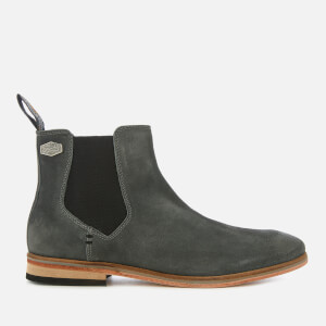 Superdry Men's Meteora Chelsea Boots - Dark Grey