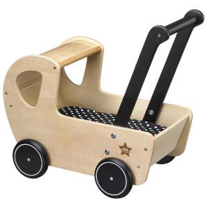 Kids Concept Neo Doll Pram - Natural