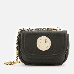 Hill & Friends Women's Happy Tweency Bag - Liquorice Black