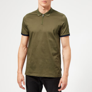 Ted Baker Men's Snika Polo Shirt - Khaki