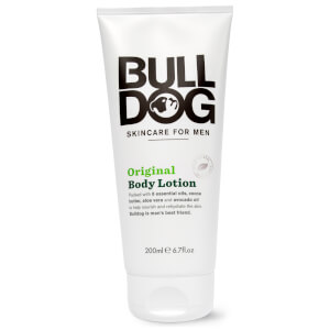 Bulldog Skincare Original Body Lotion 200ml (Free Gift)