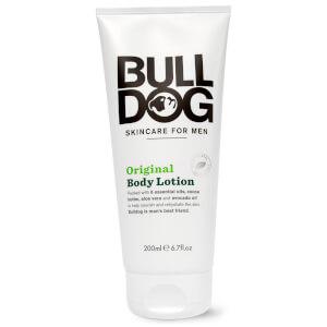 Bulldog Skincare Original Body Lotion 200ml (Free Gift)
