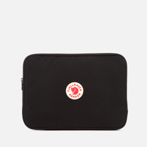 "Fjallraven Kanken Laptop Case 13"" - Black"