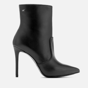 MICHAEL MICHAEL KORS Women's Blaine Heeled Ankle Boots - Black
