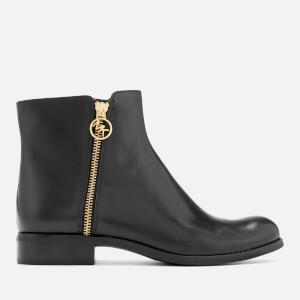 MICHAEL MICHAEL KORS Women's Jaycie Flat Ankle Boots - Black