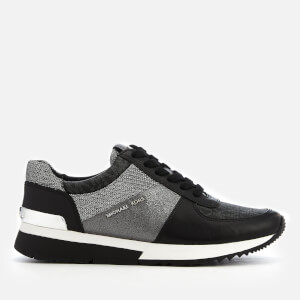 MICHAEL MICHAEL KORS Women's Allie Trainers - Black/Anthracite