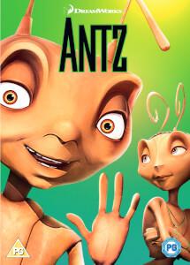 Antz (2018 Artwork Refresh)