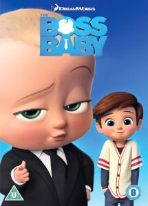 The Boss Baby (2018 Artwork Refresh)