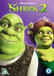 Shrek 2 (2018 Artwork Refresh)
