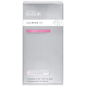 BABOR CALMING RX Microsilver Concentrate