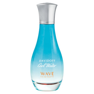 Eau de Toilette Femme Cool Water Wave Davidoff 50 ml