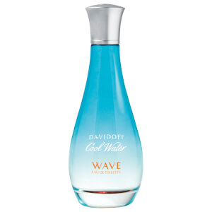 Davidoff Cool Water Woman Wave Eau de Toilette -tuoksu 100ml