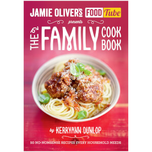 Jamie's Food Tube: The Family Cookbook (Paperback)